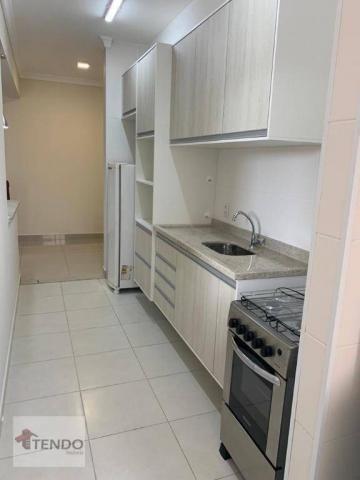 Apartamento 90 m² - alugar - 3 dormitórios - 2 suítes - Bairro Pau Preto - Indaiatuba/SP - Foto 6