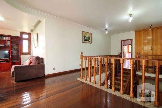 Casa à venda com 5 dormitórios em Castelo, Belo horizonte cod:277001 - Foto 9