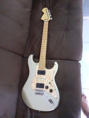 Guitarra Tagima Série Especial Braço modificado por Luthier - Foto 4
