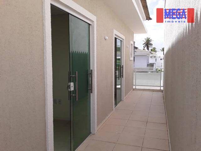 Casa com 3 dormitórios para alugar, 160 m² por R$ 3.200,00/mês - Urucunema - Eusébio/CE - Foto 9