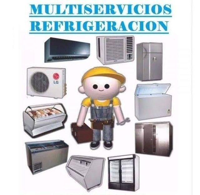 <br>serviço técnico de refrigeração e ar condicionado - Foto 2