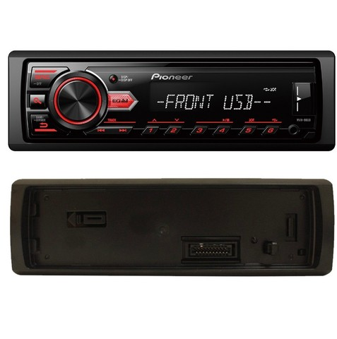 Auto rádio pioneer MVH-98UB - Foto 3