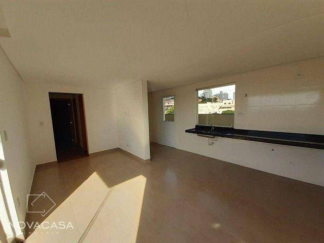 Cobertura com 2 dormitórios à venda, 119 m² por R$ 523.360,95 - Salgado Filho - Belo Horiz - Foto 8