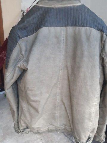 Jaqueta tamanho médio  - Foto 4