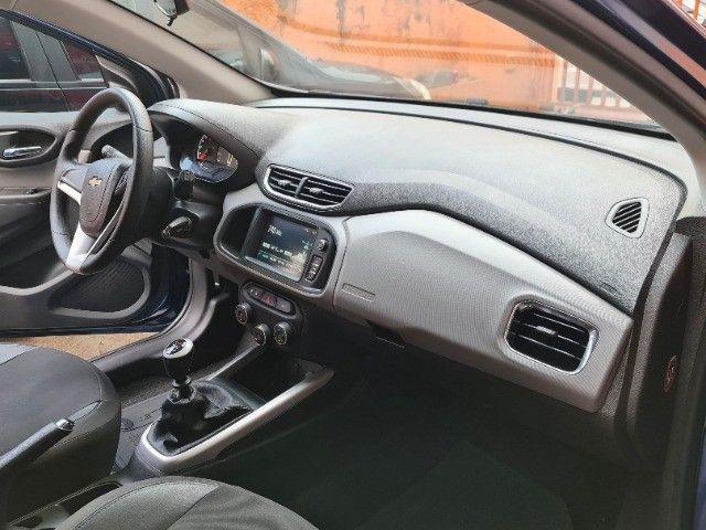 ONIX lt 1.0 2018/2019, my link, sensor de estacionamento,comandos no volante. - Foto 3