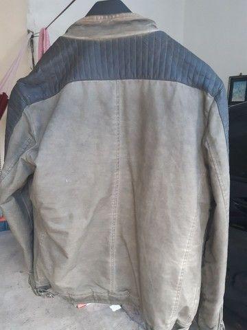 Jaqueta tamanho médio  - Foto 5
