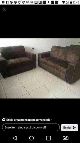 Sofa na promocao apenas R$529 direto da fabrica para voce! - Foto 4