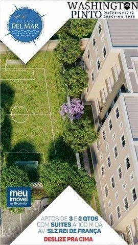 -86) Ultimas unidades de apartamento de 3, próximo ao rio anil shopping.