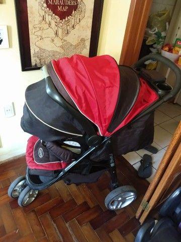 Carrinho e bebe conforto GRACO - Foto 3