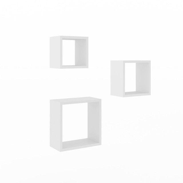 Nichos quarto sala 3 tamanhos AM 3078 - Entrega Imediata - Foto 4