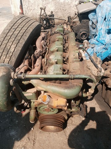 Motor mb 449 5cc funcionando