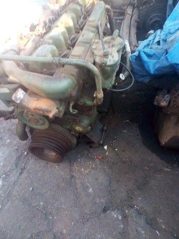 Motor MB 449 5 cilindro  - Foto 3