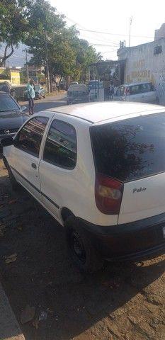 palio 99, 1.0 basica carro file - Foto 8