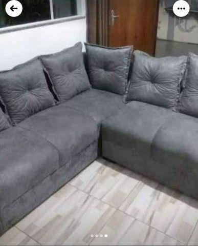 SOFA DE CANTO SOMENTE R$780!! Direto da fabrica - Foto 3