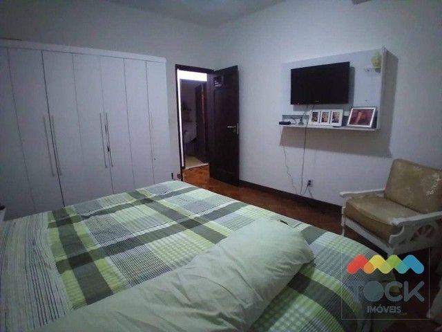 Alugo apartamento com três quartos, sendo um suíte, 150 m² - Barra - Salvador/BA - Foto 12