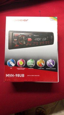 Auto rádio pioneer MVH-98UB