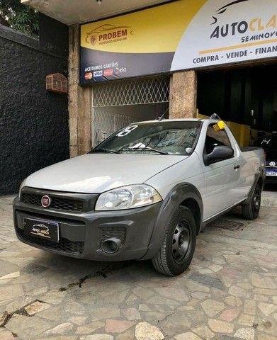Fiat Strada Working CS 1.4 Completa // Entrada + Prestações R$ 797,45 - Foto 3