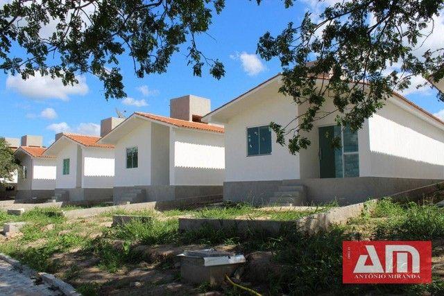 Casa com 2 dormitórios à venda, 56 m² por R$ 170.000,00 - Novo Gravatá - Gravatá/PE - Foto 3