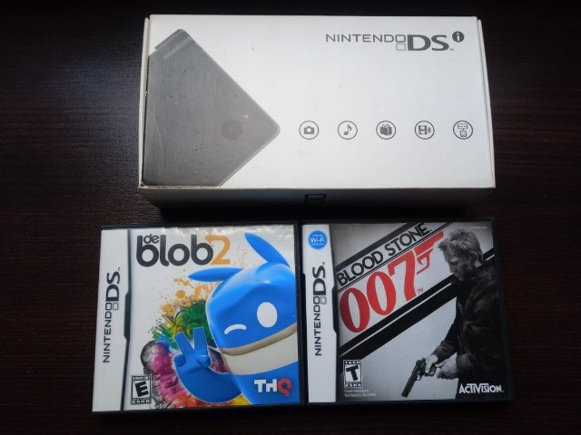 Nintendo DSI + 2 jogos - Foto 5
