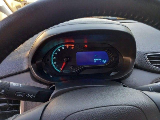 Prisma ltz automático 2018 carro estado de novo - Foto 10