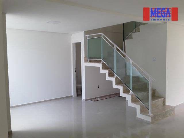 Casa com 3 dormitórios para alugar, 160 m² por R$ 3.200,00/mês - Urucunema - Eusébio/CE - Foto 5