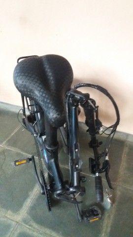 Bicicleta desmontável   - Foto 4