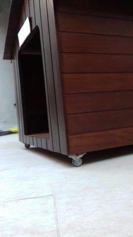 casa de madeira grande - Foto 5