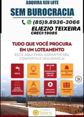 Lotes em Itaitinga com infraestrutura pronta !! - Foto 4