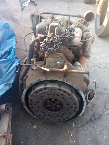 Motor MB 449 5 cilindro  - Foto 4