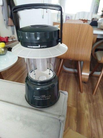 Lampião quatro pilhas grande - Foto 3