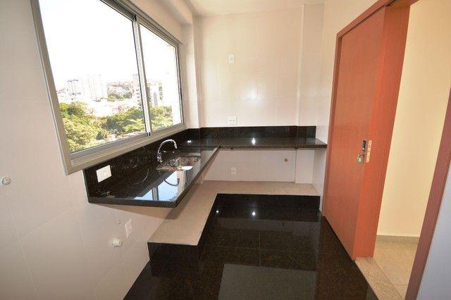 Sion venda 04 quartos novo 132m² lazer px Santa Doroteia - Foto 17