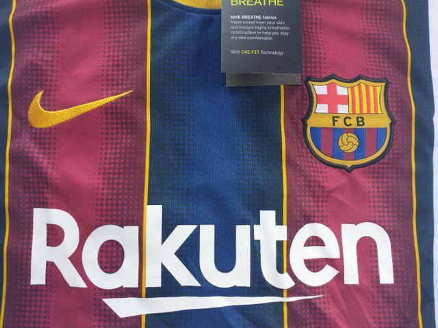 Camisa Barcelona titular  - Foto 2