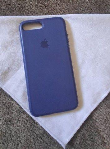 iPhone 8 plus 64 GB. Preto Espacial.