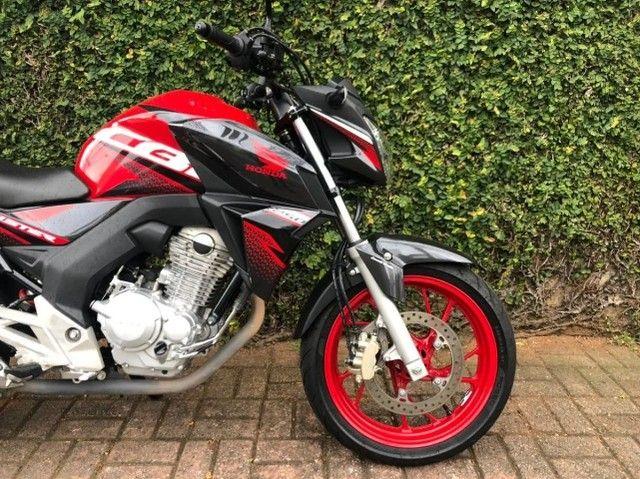 CB Twister 250cc Oportunidade Única !! - Foto 6