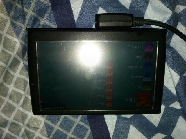 HD externo archos 150gb com touch screen