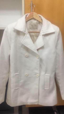 Casaco da marca M. Officer of White (Cor: Branca)