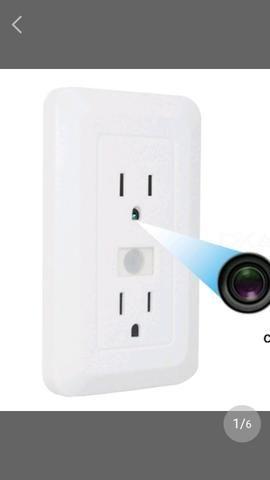Câmera Escondida Espiã