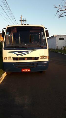Vendo Micro ônibus Mercedes 814