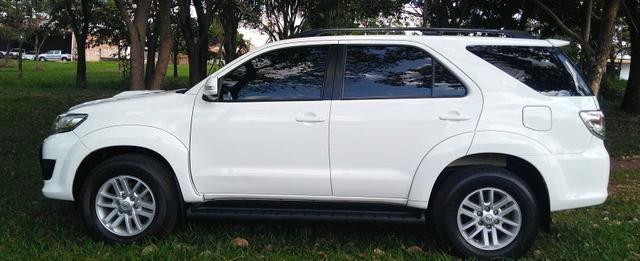 Hilux SW4, SRV, diesel, 13/13, Rolim de Moura