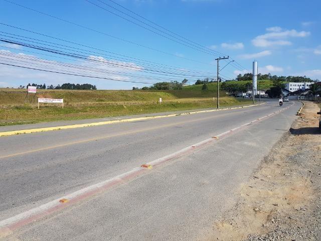 Terrenos comerciais de frente para a rua Santa Catarina no bairro Floresta - Foto 8