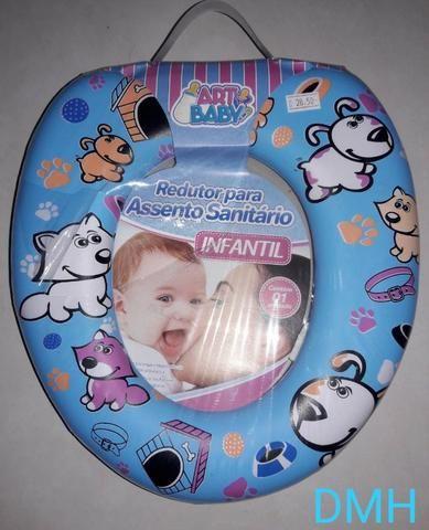 Assento Sanitário Almofadado Padrão Infantil