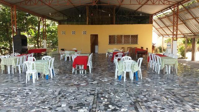 Faça seu evento com economia e conforto Venha para Chácara Rocha Tarumã açu após a Prainha - Foto 4
