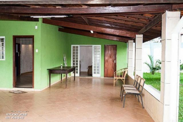 Chácara 2500m2/Piscina Aquec/Sauna/Ofurô/Estuda Oferta e Troca p/Imóvel Franca/Escriturada - Foto 13