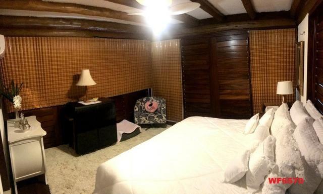 Mansão em Fortim Ceará, casa tríplex, 6 suítes, projetada e mobiliada, próximo ao Centro - Foto 13