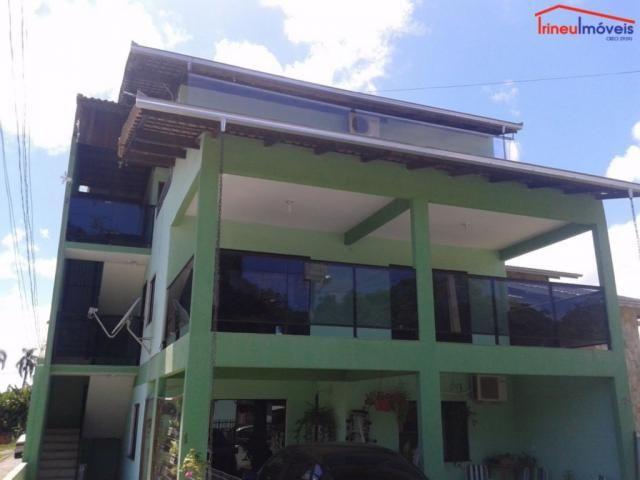 Apartamento para alugar com 2 dormitórios em Centro, Araquari cod:IR2226