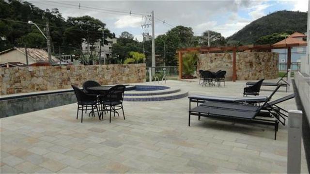 Cobertura Duplex 3 quartos, sendo 1 suíte-com 2 Vagas- Nogueira Petrópolis - Foto 16