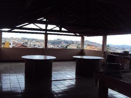 Casa à venda com 5 dormitórios em Dom bosco, Belo horizonte cod:1131