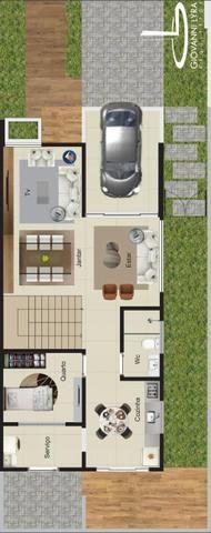 Condomínio Park Ville Residence Prive, pronta p morar, excelente acabamento - Foto 5