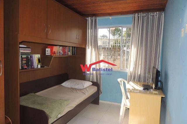 Casa com 3 dormitórios à venda, 160 m² por r$ 380.000 - rua líbia nº 358 - vila alto da cr - Foto 15