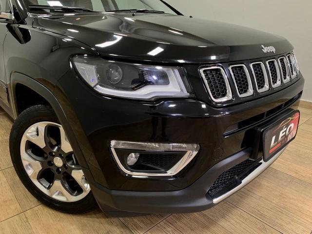 Jeep compass limited 2018 automática. léo careta veículos - Foto 11